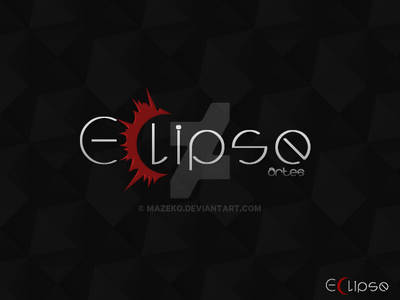 Logotipo Eclipse Artes by mazeko