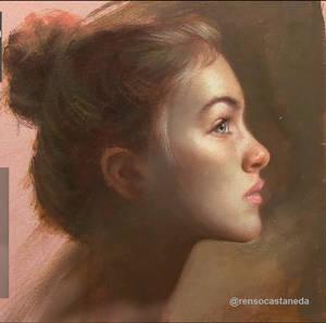 Alla Prima Acrylic Painting, (2 h)