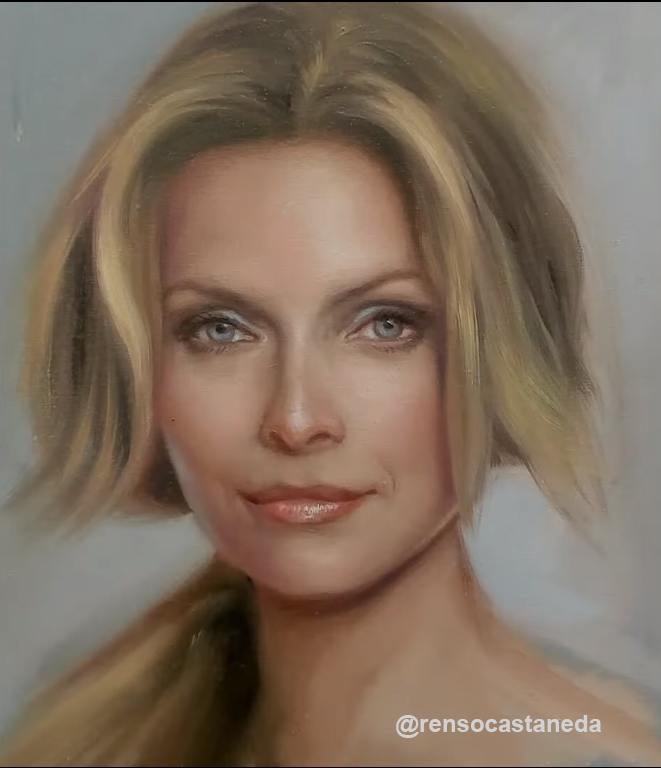 Oil Painting - one session (3 h )