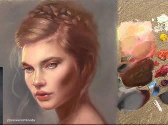 Alla Prima Painting (3 hours)