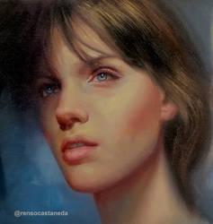 Alla Prima oil Painting