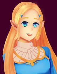 [fa] Zelda by nashijang
