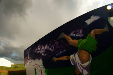 Graffiti alfa future people 2015 Quick by nightovl