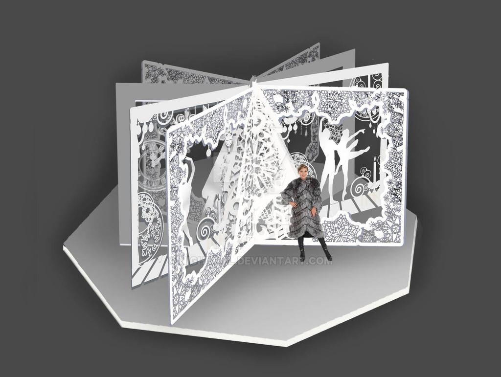 maket installation ballet by nightovl