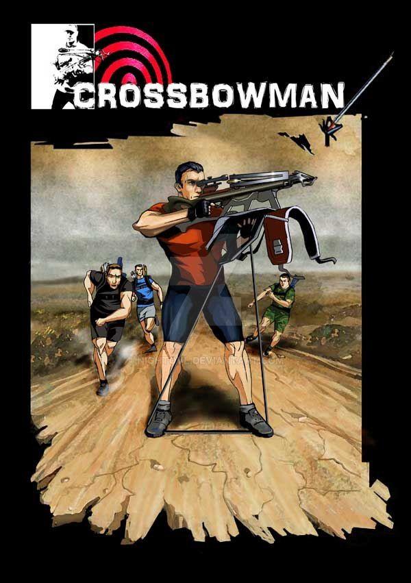 poster crossbowman by nightovl