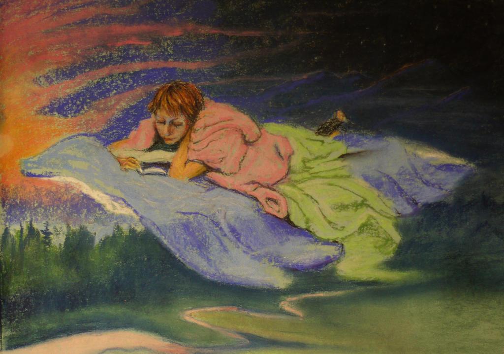 in dreams,  for reading by nightovl