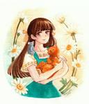 Tohru and daisy