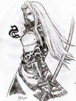 Sephiroth Son of Genova