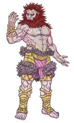 Enkidu, King of the Beasts