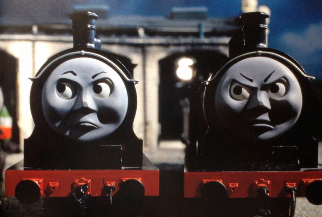 Donald and Douglas at Tidmouth Sheds by danielcelano on ...