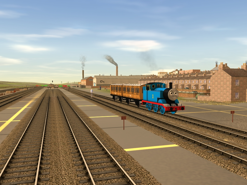 My Thomas The Tank Engine Trainz By Danielcelano On Deviantart