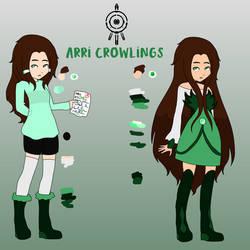 {CLOC} Arri Crowlings