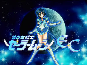 Eternal Sailor Mercury Pose