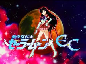 Eternal Sailor Mars Pose
