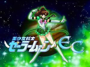 Eternal Sailor Jupiter Pose