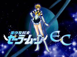 Eternal Sailor Uranus Pose