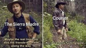 i want my fucking gold