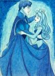 Prince Philip and Princess Aurora (Contest)