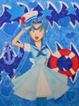 Sailor Girl (OC) by Rukia520