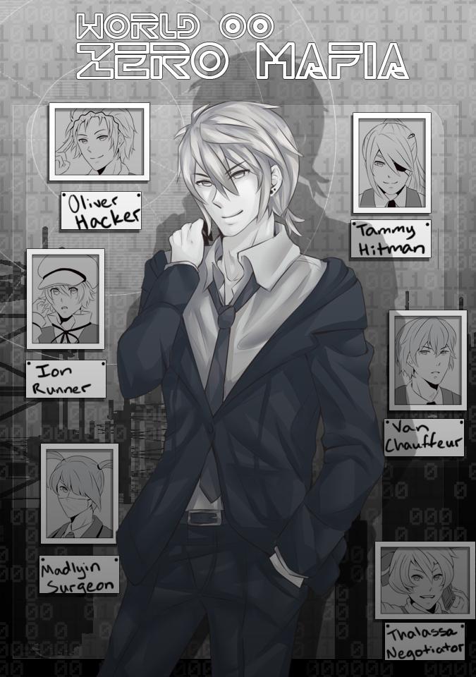 Zero--00: Mafia AU Meme by Kouri-n