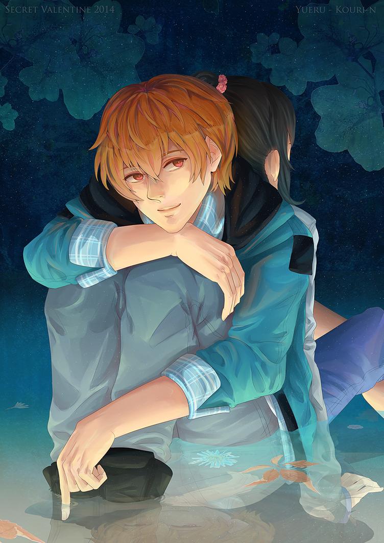 KH Secret Valentine - Yueru by Kouri-n