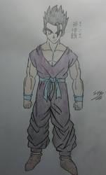 Style Study - Naohiro Shintani (Son Gohan)