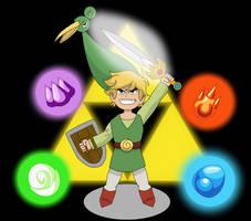 Tribute to Zelda: the Minish Cap