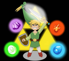 Tribute to Zelda: the Minish Cap