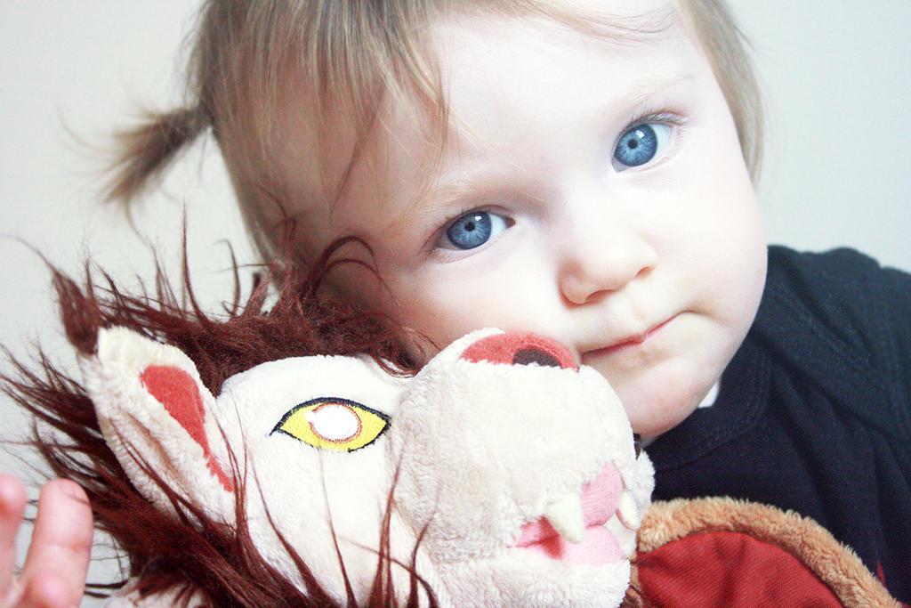 Horde Baby by JArdley