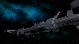 Tau Explorer class battleship
