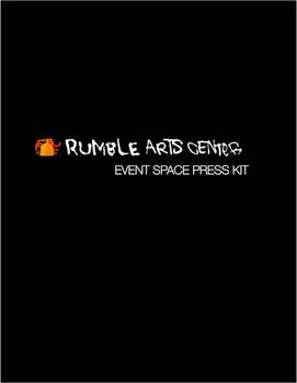 Rumlbe Press Kit cover