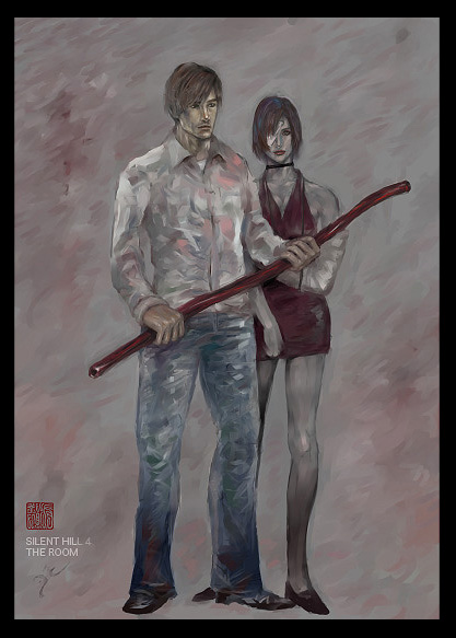 Silent Hill 4 The Room By Puppetbear On Deviantart