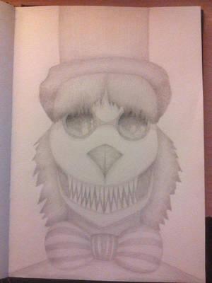 Steampunk Clown by ZaazJay