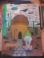 Gnome by ZaazJay