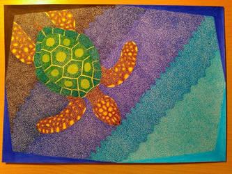 Turtle by ZaazJay