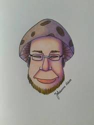 Kevin mushroomhead by ZaazJay
