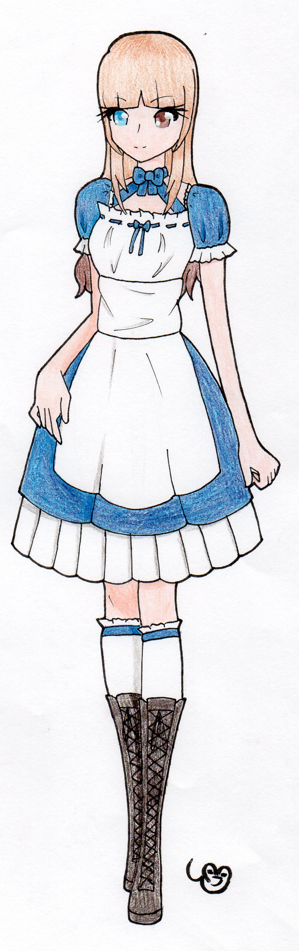 Ouran Highschool Host Club Oc, Belle by SwimFree