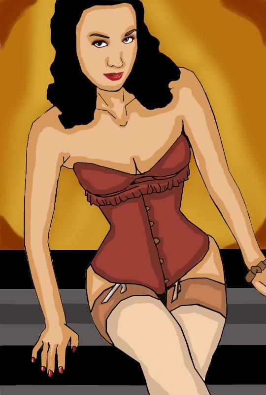 Marilyn Mansion  Model page  XVIDEOSCOM