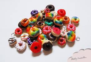 donut party by ReitaWolf