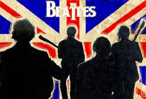 The Beatles by ReitaWolf
