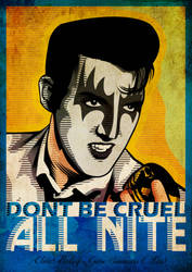 Don't Be Cruel All Nite