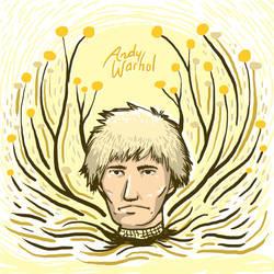 Andy Warhol Doodle