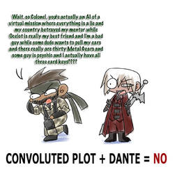 Dante vs Snake Round 4 by Oboe