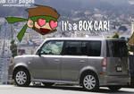 Snake's Box Car