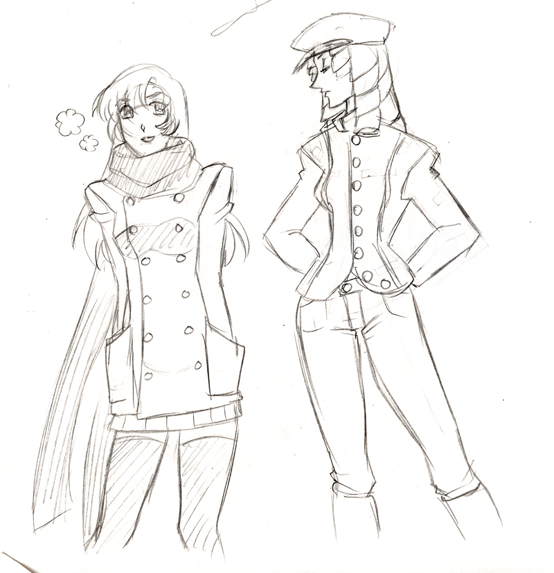 Winter Clothes by Oboe