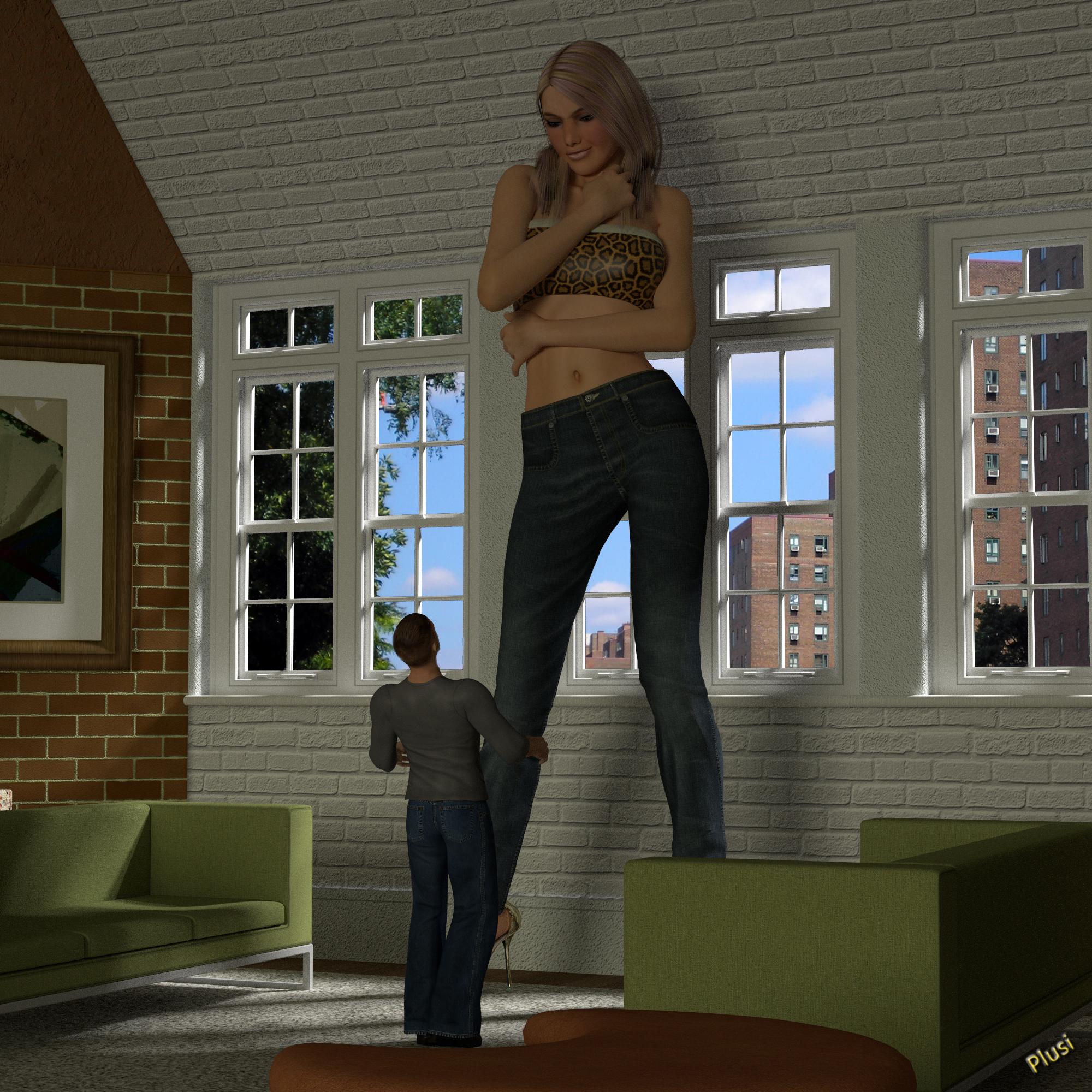 Gentle giantess stories nude toons