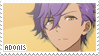 Enstars Stamp - Adonis Otogari by arashizu