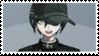 Drv3 Stamp - Shuuichi Saihara by arashizu