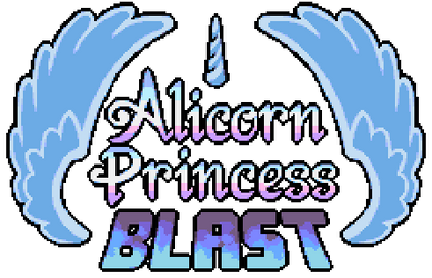[Alicorn Blast] Game logo