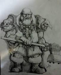 Dwarf by Crampside